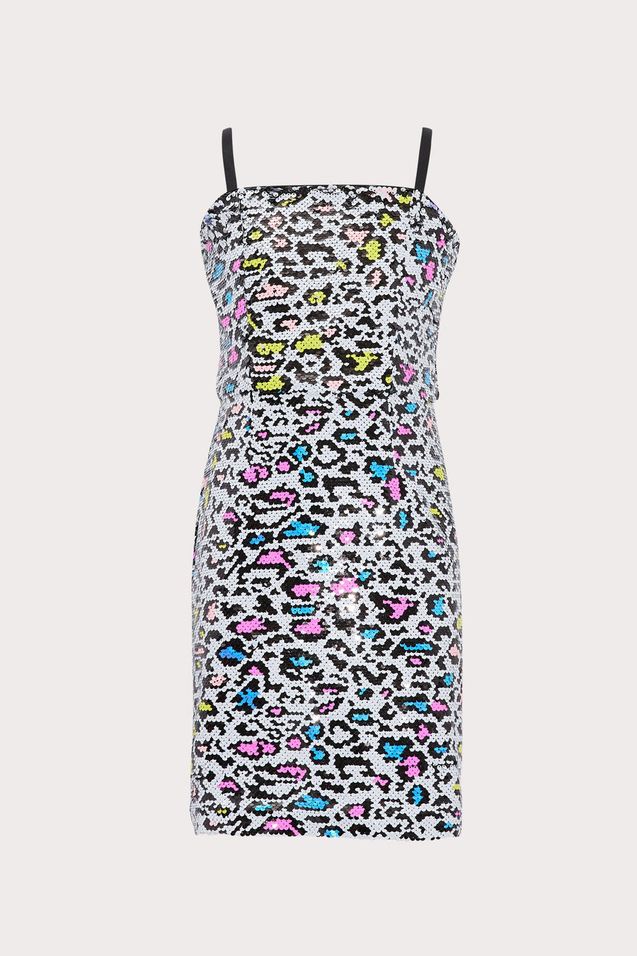 Milly Minis Kyle Leopard Sequins Dress