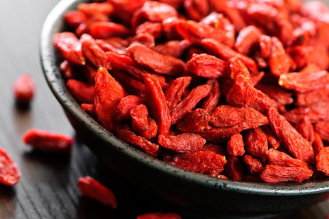 Goji Berries in traditional chinese medicine