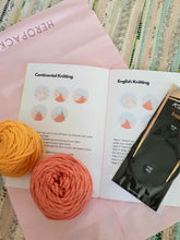 Load image into Gallery viewer, ~Virtual~ Colourwork Knitting Workshop