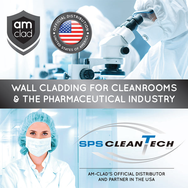 AM-Clad partners with SPS CleanTech for US Pharma