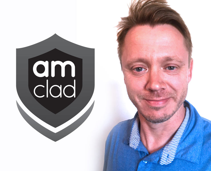 Introducing AM-Clad's new UK Sales Director