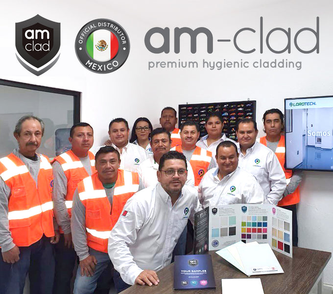 Lorotech MX – AM-Clad's Offical Distributor in Mexico