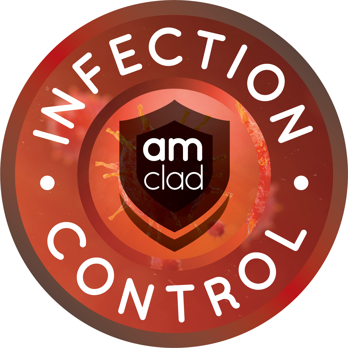 AM-Clad infection control