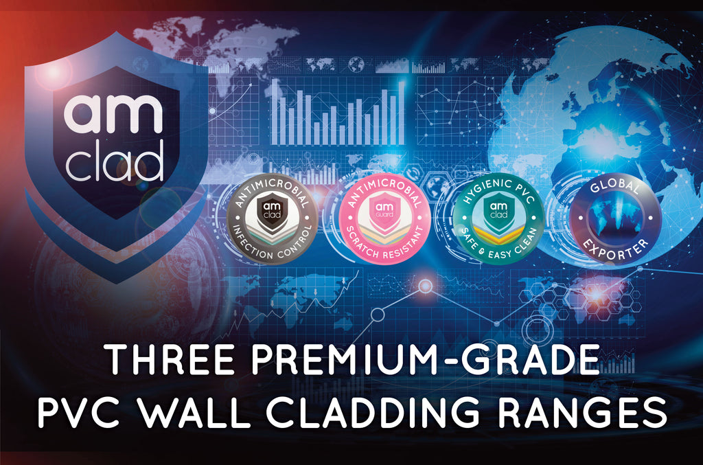 AM-Clad Wall Cladding Ranges