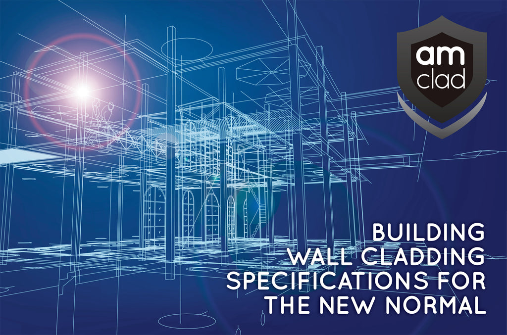 AM-Clad - PVC wall cladding panels for construction specification