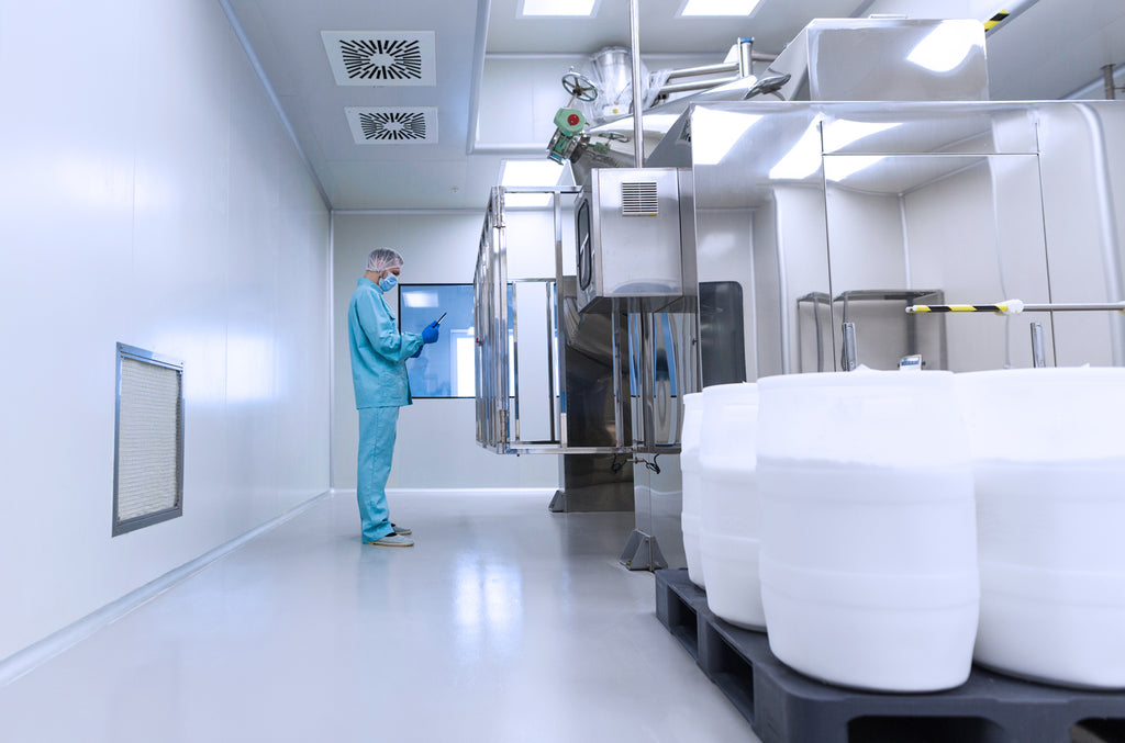 AM-Clad Cleanrooms