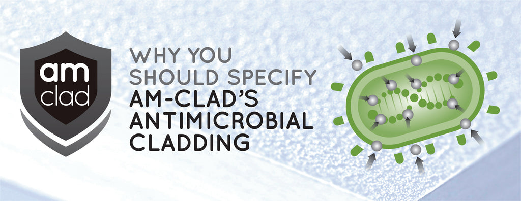 Why specify antimicrobial wall cladding