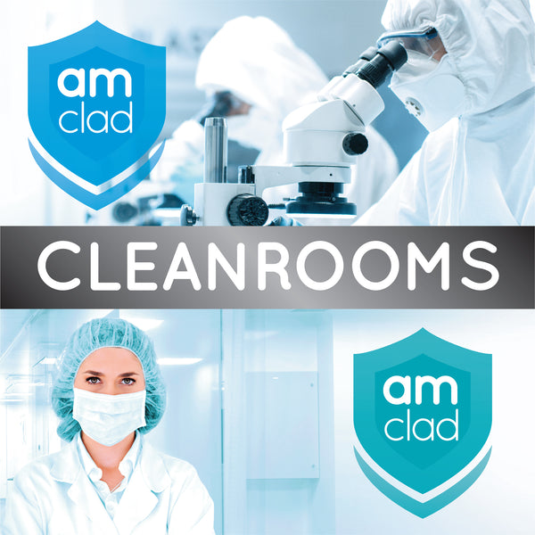 AM-Clad Cleanrooms in partnership with SPS CleanTech in the USA