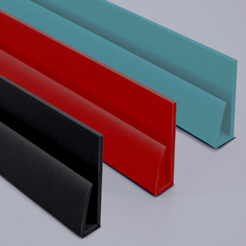 AM-Clad Hygienic Single Part Edge Trims - AM-Clad – Antimicrobial & Hygienic PVC Wall Cladding Panels