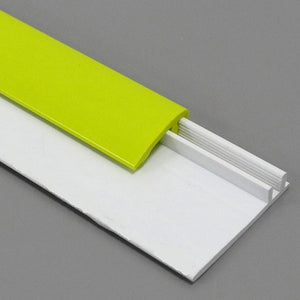 AM-Clad Hygienic 2-Part Edge Trims - AM-Clad – Antimicrobial & Hygienic PVC Wall Cladding Panels