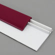 Load image into Gallery viewer, AM-Clad Hygienic 2-Part Edge Trims - AM-Clad – Antimicrobial & Hygienic PVC Wall Cladding Panels