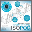 Load image into Gallery viewer, IsoPod - Antimicrobial Isolation Pod