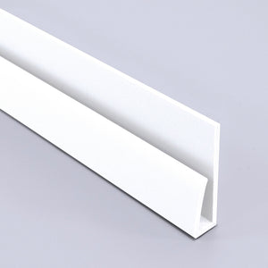 AM-Guard Matching Edge Trims - AM-Clad – Antimicrobial & Hygienic PVC Wall Cladding Panels