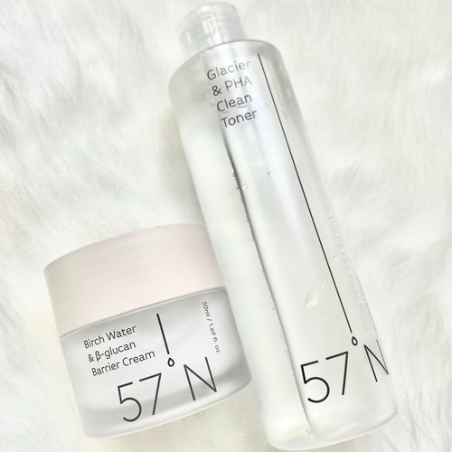 57°N Skincare Bundle of 2 (Mix & Match)