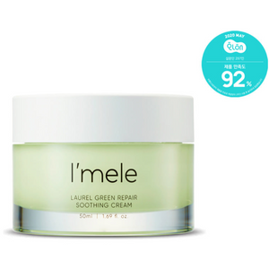 I'mele Laurel Green Repair Soothing Cream (50ml)