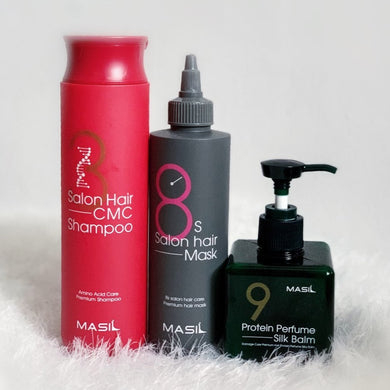 Masil Salon Hair Care Bundle of 3 (Mix & Match)