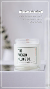 National Day Shopkelkeltan X The Wicker Club Collab Set (SOLD OUT)