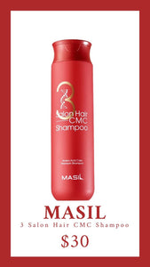 Masil 3 Salon Hair CMC Shampoo