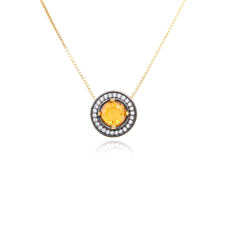 LY30011 - Necklace - AG925 - RPV International Trading LLC