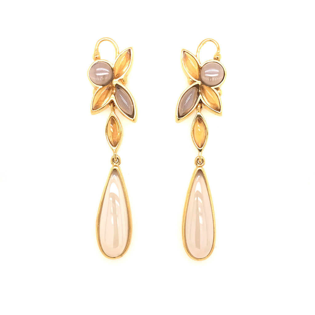 BAEA006 - Earrings - Bazaar - RPV International Trading LLC