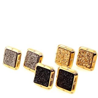 MLEA03 - EARRING - SQUARE - RPV International Trading LLC
