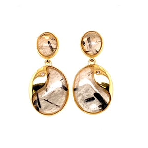 BAEA049 - Earrings - Bazaar