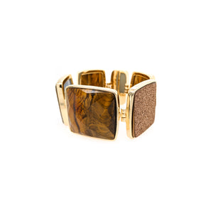 MLBR03 - BRACELET - SQUARE LARGE - RPV International Trading LLC
