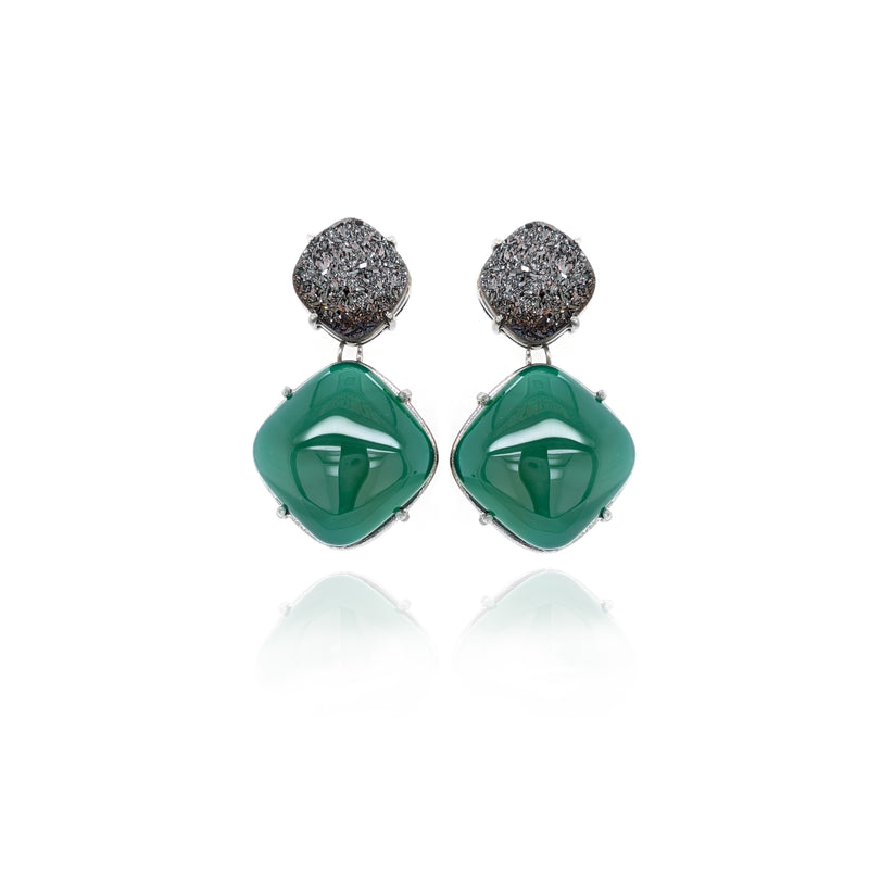 BAEA012 - Earrings - Bazaar - RPV International Trading LLC