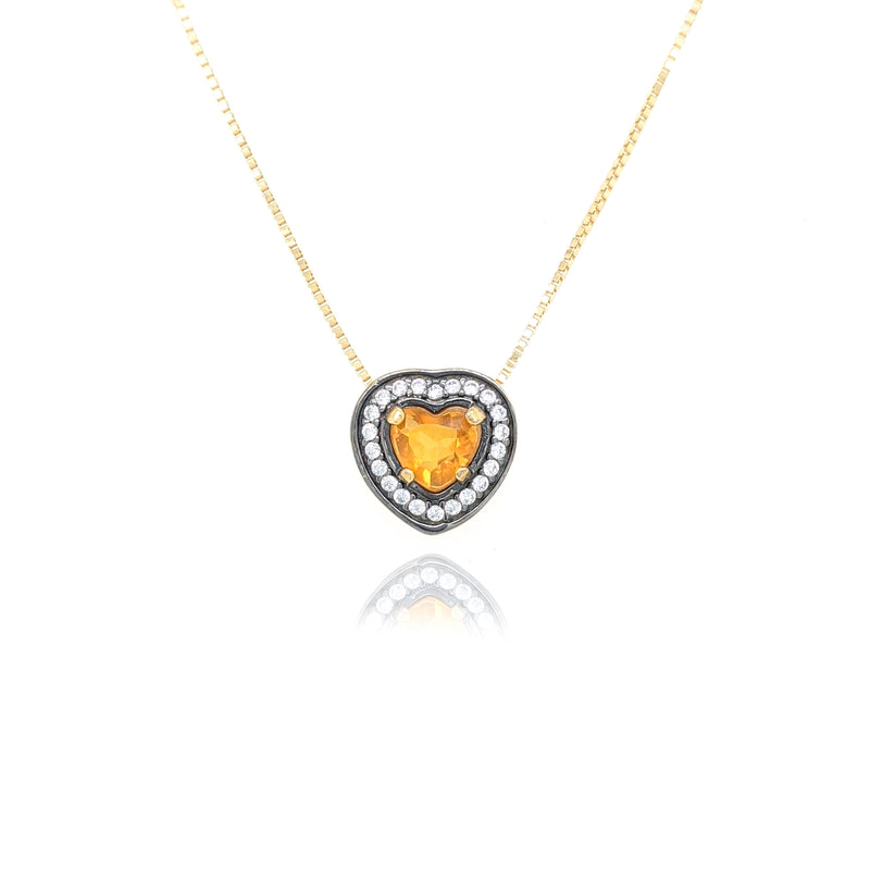 LY30012 - Necklace - AG925 - RPV International Trading LLC