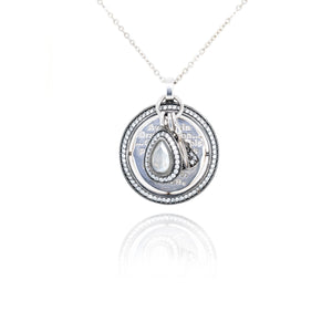 LY30004 - Necklace - AG925 - RPV International Trading LLC