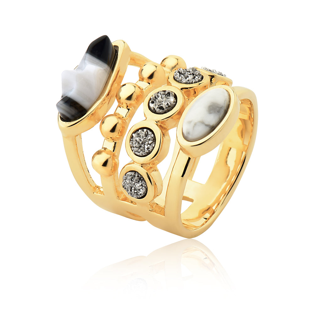 MD1076 - CAPRI RING - ICONIC - RPV International Trading LLC