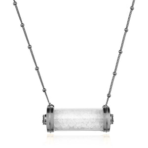MD1082 - HORIZONTAL SALT NECKLACE - ICONIC - RPV International Trading LLC