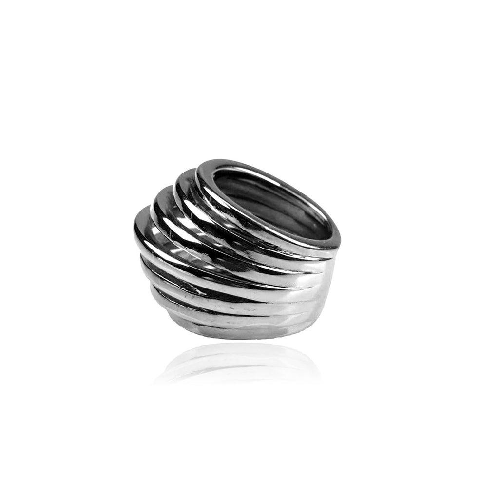 MD109 - SPIRAL RING - ICONIC - RPV International Trading LLC