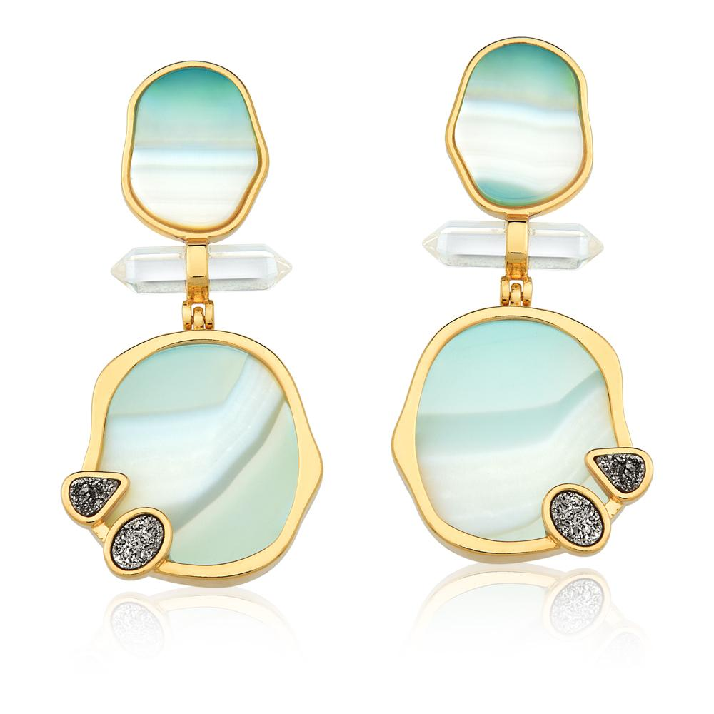 MD1165 - Essence Earring - Acquarella - RPV International Trading LLC