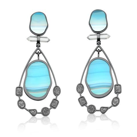 MD1167 - Beauté Earring - Acquarella - RPV International Trading LLC