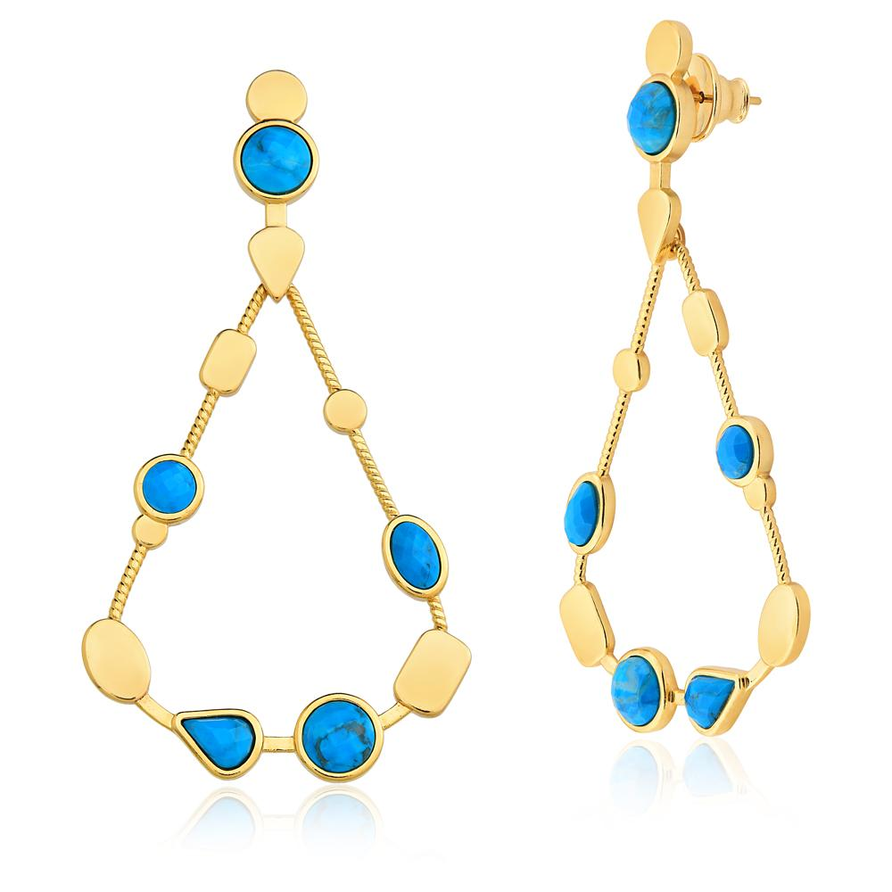 MD1171 - Pluie Earring - Acquarella - RPV International Trading LLC