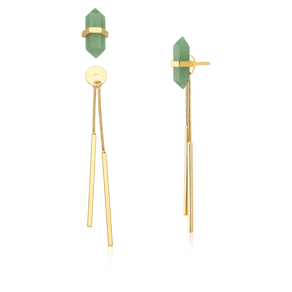 MD1176 - PETIT PIERRE EARRING - ICONIC - RPV International Trading LLC