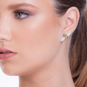 MD1309 - KNOT PETIT EARRING - ICONIC - RPV International Trading LLC
