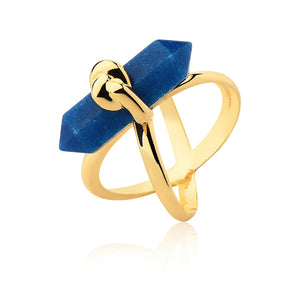 MD1310 - KNOT RING - ICONIC - RPV International Trading LLC