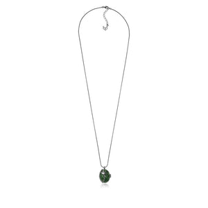 MD1440 - Appearance Necklace - Mirror - Emerald - Reflexo - RPV International Trading LLC