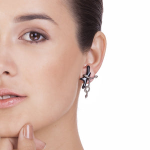 MD1503 - CORAL EARRING - MAREA - RPV International Trading LLC