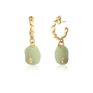 MD1506 - CONCH EARRING - MAREA - RPV International Trading LLC
