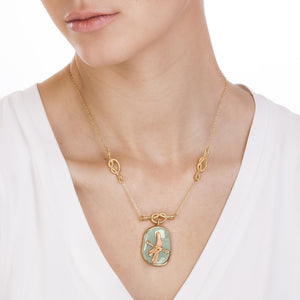 MD1515B - SUBMERGED NECKLACE - MAREA - RPV International Trading LLC
