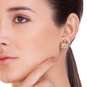 MD625 - SPIDER EARRING - ICONIC - RPV International Trading LLC
