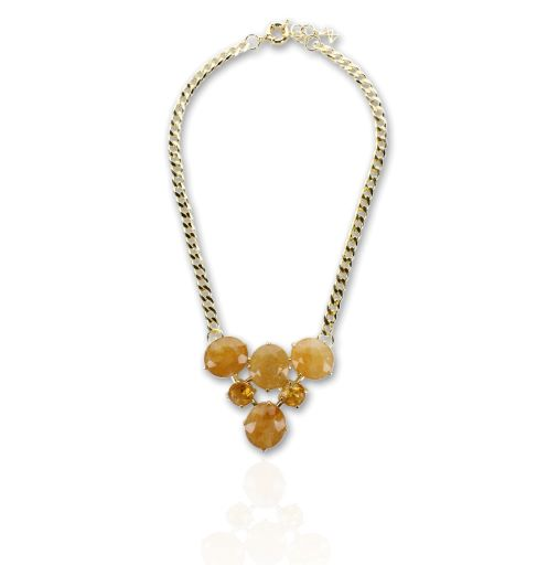 MLNE01 - NECKLACE - ROUND - RPV International Trading LLC