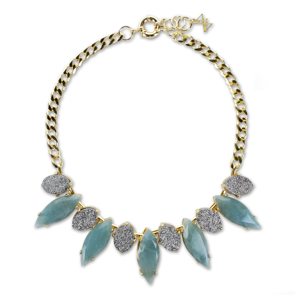 MLNE02 - NECKLACE - NAVETE - RPV International Trading LLC