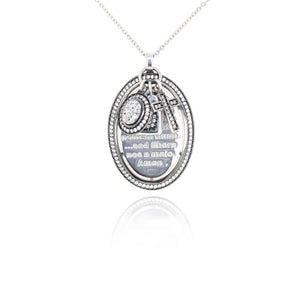 LY30003 - Necklace - AG925 - RPV International Trading LLC