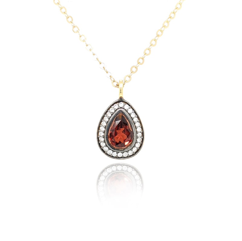 LY30016 - Necklace - AG925 - RPV International Trading LLC