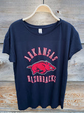 Load image into Gallery viewer, Arkansas Razorback Hog Tee