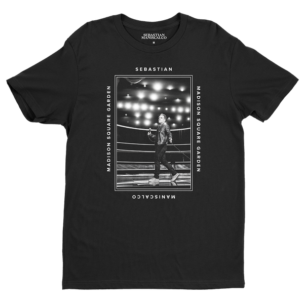 MSG Lights Photo Tee